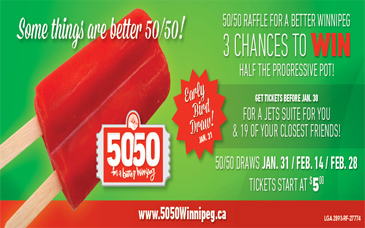 5050 Winnipeg